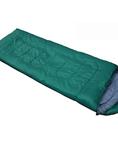 Sleeping Bag Rectangular Bag Hollow Cotton 210 Hiking / Camping / Beach / Fishing / Traveling / Hunting Waterproof FlyTop