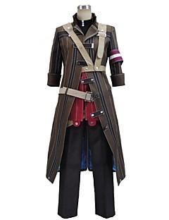 Inspired by The Legend of Heroes: Sen no Kiseki Kraai Armbrust Cosplay Costumes