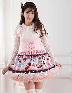 Pink Ice Cream Shop  Sweet  Lolita  Princess  Princess  Dress  Lovely Cosplay