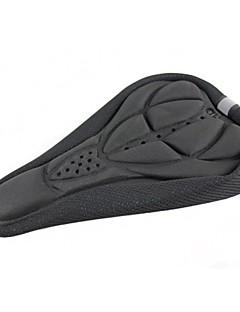 mtb terrengsykkel sykkelsetet seteputetrekk - svart