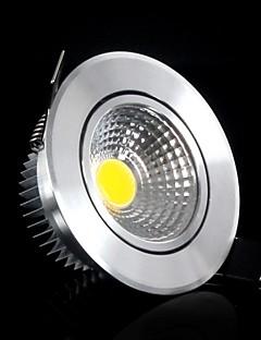 Plafonniers/Lampes Panneau Gradable Blanc Chaud MORSEN Encastrée Moderne 5 W 5 COB 400-500 LM 3000-3500 K AC 110-130 V
