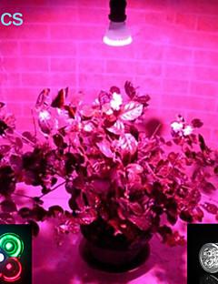 Spot/Projecteurs PAR Violet MORSEN 5 pièces A E26/E27 5 W 5 SMD 500 LM 1 K AC 85-265 V