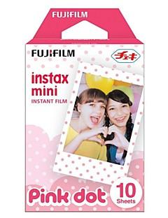 Fujifilm Instax Mini Instant Color Film - Pink Dot