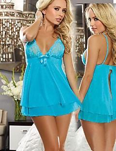 sexy Dessous Babydoll-Kleid Nachtwäsche