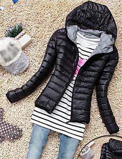 baibian женщин моды случайные теплый хлопок пальто