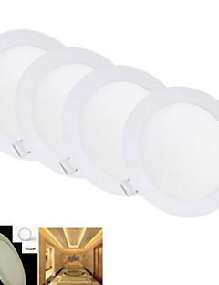 Plafonniers / Lampes Panneau Blanc Chaud Encastrée Moderne 20 W 100 SMD 2835 2000 LM AC 85-265 V