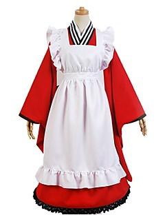 Inspired by Gugure! Kokkuri-san Tama Cosplay Costumes