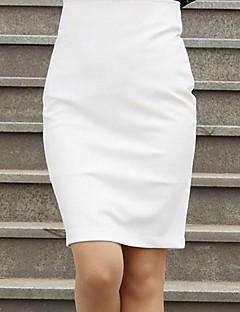 מעל הברך - בינוני - סגנון - חצאית (כותנה)