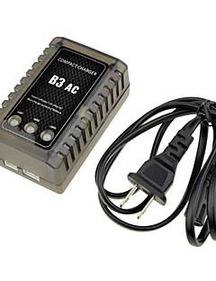 neewer ac b3-2s 3s 11.1v 7.4v cargador de baterías lipo equilibrador 110v-240v