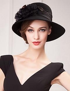 נשים צמר כיסוי ראש-קז'ואל כובעים