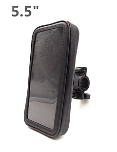"Motorcycles and Bicycles 5.5"" Mobile Phone Waterproof Bag Bracket Sleeve Bag For Iphone 6 PLUS and Same Size Products"