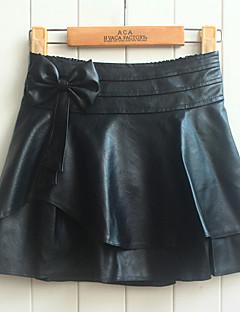 ledový ™ dámská móda Bowknot PU sukně (více barev)