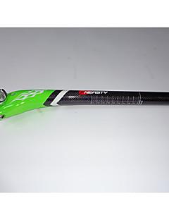 sp-nt16 neasty splitter lys grønn cecal fulle karbonfiber sykkel setepinne 31,6 * 350mm