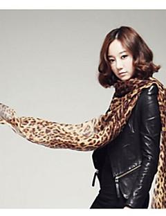 Chiffon - Sjale ( Leopard