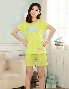 Women Cotton Thin Pajama