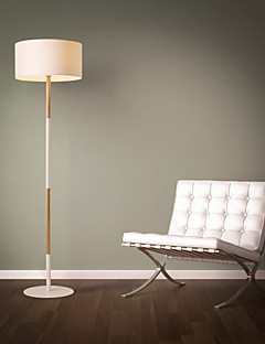 Floor Lamp with Luxury Carving Shade