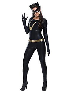 Seductive Long Sleeves Black Female Sexy Uniforms