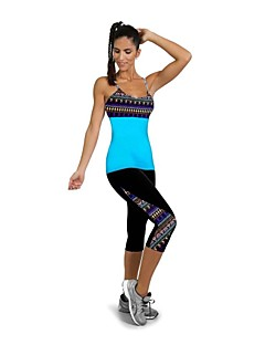Running Leggings / 3/4 Tights / Pants/Trousers/Overtrousers / Clothing Sets/Suits / Bottoms Women'sQuick Dry / Wearable / Compression /
