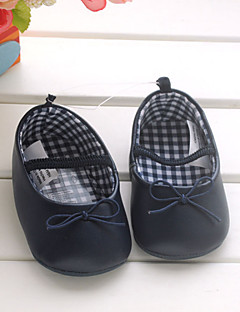 Baby Shoes Wedding/Dress/Casual Synthetic Flats Blue