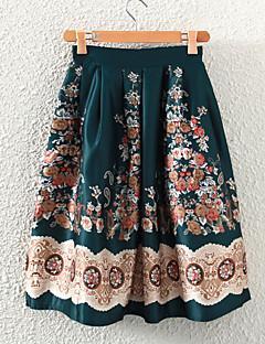 מידי - בינוני (מדיום) - סגנון - חצאית ( פוליאסטר )
