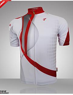 Tops/Jerseyes ( Negro ) - de Playa/Ciclismo -Transpirable/Resistente a los UV/Secado rápido/Cremallera delantera/Diseño