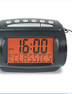 Stereo Digital FM Alarm Clock Small DAB+ Radio Digital Radio