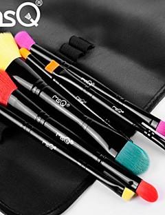 msq® 6pcs dubbele fiber make-up kwast sets beschikbaar
