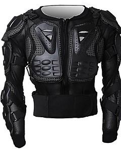 Tops Bike Breathable / Moisture Permeability / Compression Women's / Men's / Unisex Black PVC