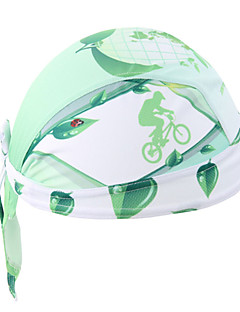 Cyklistická čepice Klobouky Šátky do vlasů nákrčníky KoloVoděodolný Prodyšné Rychleschnoucí Odolný vůči UV záření Odolné vůči prachu