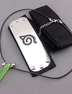 Naruto Headband Uzumaki  Cosplay Necklace More Accessories