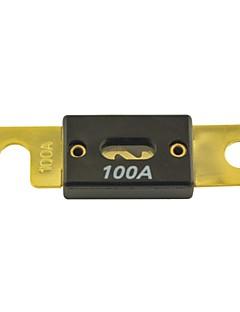 Auto Car Vehicles Audio System Plug Sheet Design ANL Fuse 100Amp(1pcs)