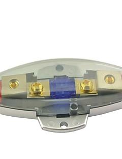 F013 Car Truck Amplifier Clear Casing 60A Fuse Holder (1pcs)