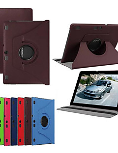 10.1 Inch 360 Degree Rotation PU Leather Case for Lenovo TAB2 A10-70F (Assorted Colors)