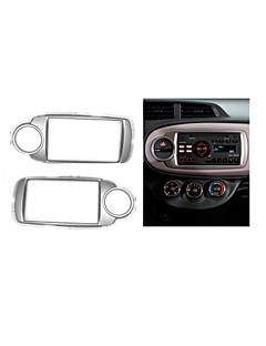 bilradio fascia for Toyota Yaris stereo dvd facia styreenhed installere fit Dash kit cd trim surround