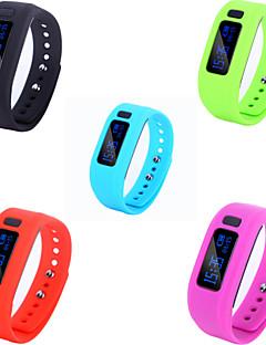 """0,91 """"Bracelet Bluetooth à puce portable étanche surveillance du sommeil sports bluetooth podomètre"""