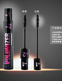 Double Adjustable Volume Mascara Thick Coils Warped/Anticorona 1 Long 2 Thick