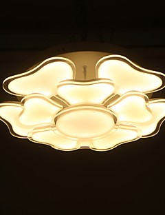 Ceiling light LED Modern/Contemporary Living Room/Bedroom/Dining Room/Kitchen/Study Room/Office/Metal+Acylic