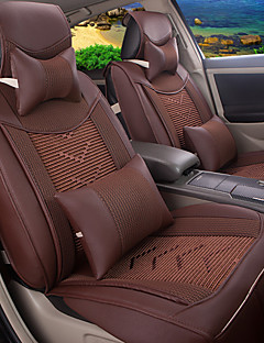 Car Seat Cushion Seasons Cushion Leather Mass  Cushion 5 Models - Back Seat Cushion Size At About 135 Cm Length