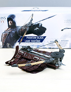 Assassin's Creed Unity Phantom Blade 1:1 Pirate Hidden Blade Gauntlet Cosplay Accessories