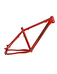 """New Mountain Bike Alloy Frame Bicycle Accessory MTB Frame Set 26""""Red"""