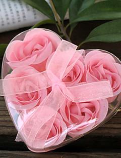 Praktiska gåvor Hjärtformad Party Favors & gåvor Bridal Shower/Jul/Alla hjärtans Ej personlig Multifärg Gummi