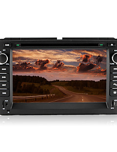 "7"" 2 Din Car DVD Player for 2007-2013 GMC With Bluetooth,GPS,iPod,Canbus"