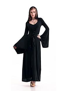 Luxurious Queen Black Adult Women's Halloween Costume