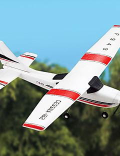 WLtoys f949 3ch 2.4g Cessna 182 micro rc vliegtuig rtf
