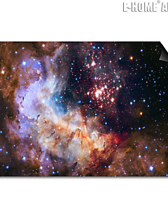 E-HOME® Magnetic Print Replaceable Art Vast Sky Decorative Painting Multi Style Optional