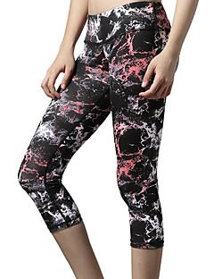 Yoga Pants Calças Secagem Rápida / Materiais Leves Stretchy Wear Sports Others Mulheres Shyelemon Ioga / Pilates / Fitness