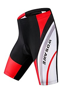 Cycling Padded Shorts Women's / Men's / Unisex Breathable / Quick Dry / Compression / 4D Pad / Reduces Chafing BikeShorts /