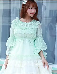 dolce lolita bianco / rosa / verde chiaro / bisque