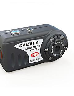 T8000 infrarød mini 8pin 1080 * 720p HD USB nattesyn videokamera dv dvr kamera optager 30 fps