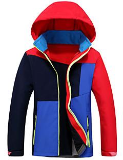 Turistika Zimní bunda / Vrchní část oděvu DětiVoděodolný / Prodyšné / Odolný vůči UV záření / Proti záření / Větruvzdorné / Zahřívací /